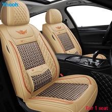Ynooh чехлы для сидений автомобиля для hyundai getz accent 2008 santa fe tucson elantra creta veloster grand i10 ioniq i10 один автомобильный протектор