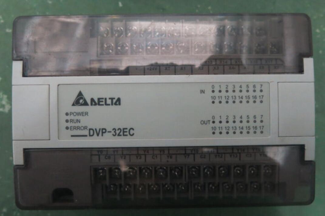 dvp32ec00r2 dvp32ec plc 16di 16do modulo de extensao de saida de rele