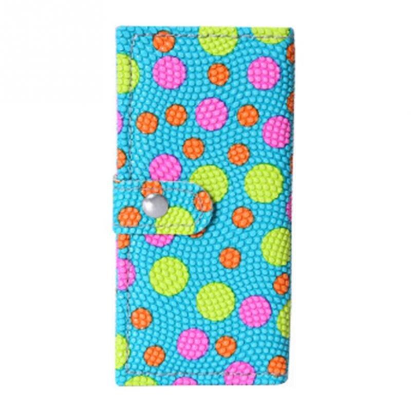 Cosméticos paleta de sombra de ojos de perla brillante 26 colores naturales maquillaje modificación rubor para labios Set con bolsa de botón