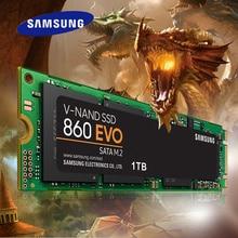 Samsung 860 EVO SSD 250GB 500GB 1TB 2TB- M.2 SATA Interne Solid State Drive mit v-NAND Technologie NEUE UND ORIGINAL