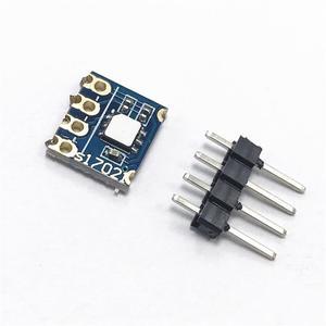 Модуль датчика температуры и влажности для Arduino Mini SMD Si7021, 3,3 В, интерфейс I2C IIC происходит автоматически