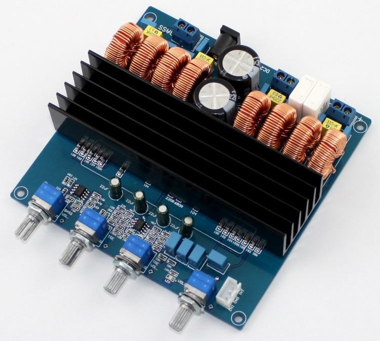 00257-T-D-A7498 2.1 الرقمية السلطة مكبر للصوت مجلس يفوق T-P-A3116