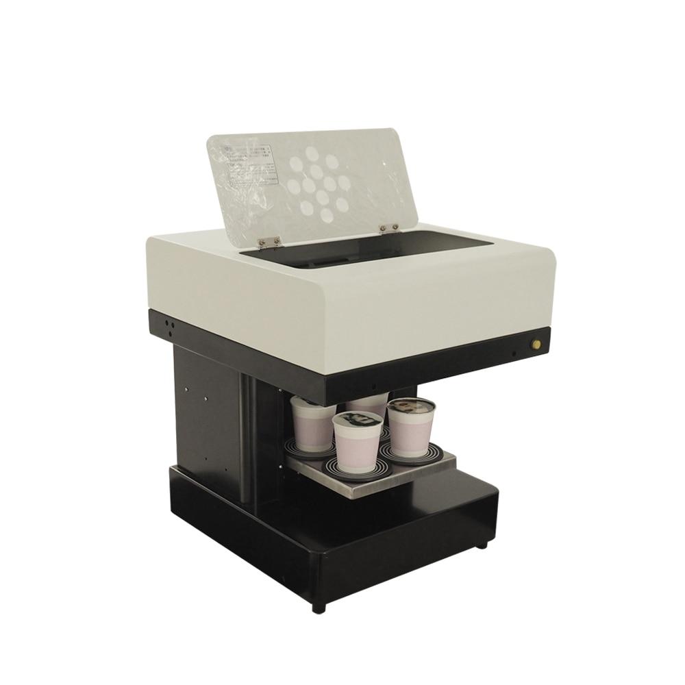NDL-4C impresora de café instantánea de alta eficiencia producto 3D pastel arte selfie de china