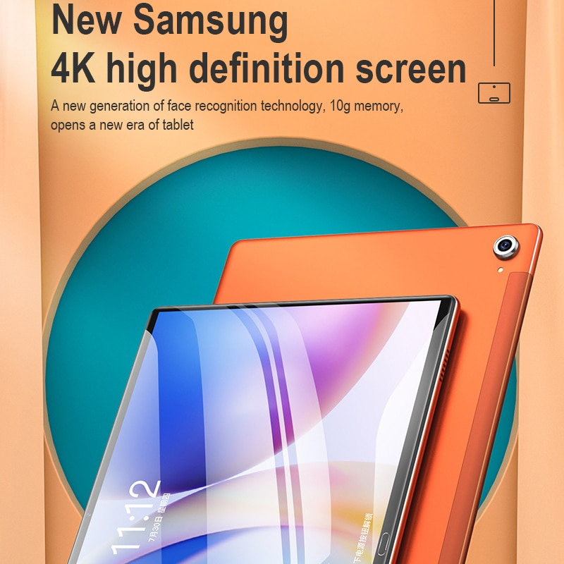 US Captain  New 11.6-inch Tablet Ten-Core Large Screen 4G full Netcom HD WIFI Android 9.0 enlarge