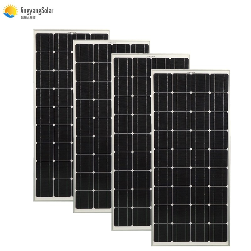400W 300W panel solar equal4 Uds 3 uds de 100W impermeable película delgada panel solar flexible monocristalino célula Solar para coche/RVboat