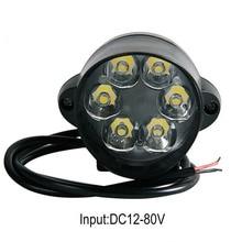 High quality LED electrocar lamp,E-Bike,Pedelec,Motorcycle,motorbike led bulb 12V 24V 36V 48V 60V 72V 80V free shipping 1pcs/lot