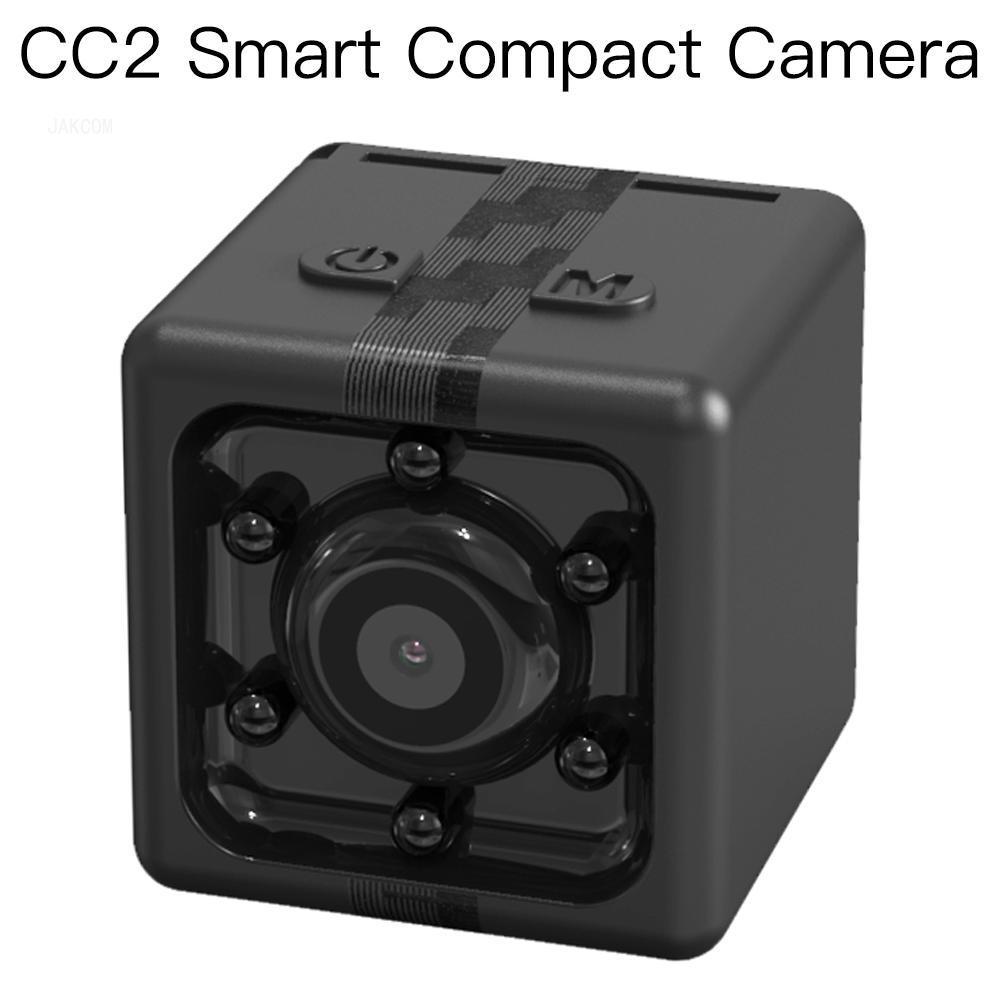 JAKCOM CC2 cámara compacta más reciente que camara Cámara de Acción 4k 60fps 5055inchtv 8 Cámara de la motocicleta para el ordenador portátil