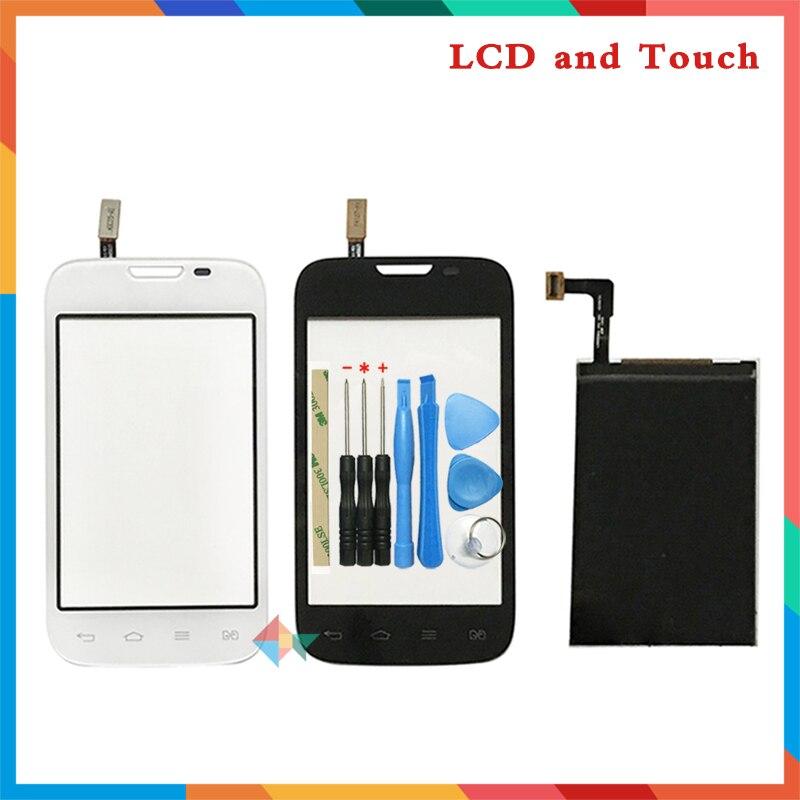 Pantalla Lcd de alta calidad 3,5 para LG L40 D170 envío gratis + código de seguimiento