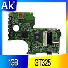 AK N71JA carte mère dordinateur portable HD5730 1GB pour ASUS N71J N71JA N71JQ Test carte mère N71JA test 100% ok