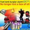 Duża ciężarówka Anti-thead oil włamywacz system alarmowy samochodu małe ciężarówki pojazdu chronić zbiornik paliwa lub diesel cab safe chadwick 8171