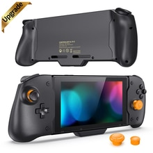 Upgrade For Nintendo Switch Gamepad Controller Handheld Grip Double Motor Vibration Built-in 6-Axis