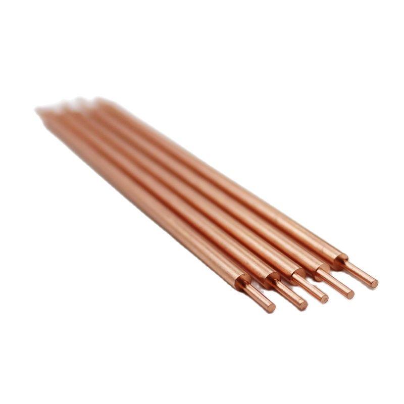50pcs Diameter 3mm Length 100mm Point 1.8mm Spot Welding Electrode For Pulse Spot Welder Welding Soldering Machine Battery Packs