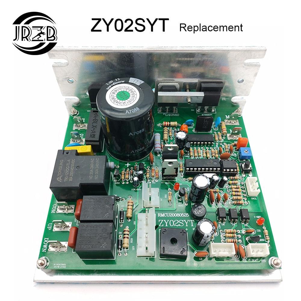 ZY02SYT محرك مشّاية كهربائيّة سرعة تحكم استبدال حلقة مفرغة لوحة للقيادة اللوحة العامة حلقة مفرغة لوحة دوائر كهربائية