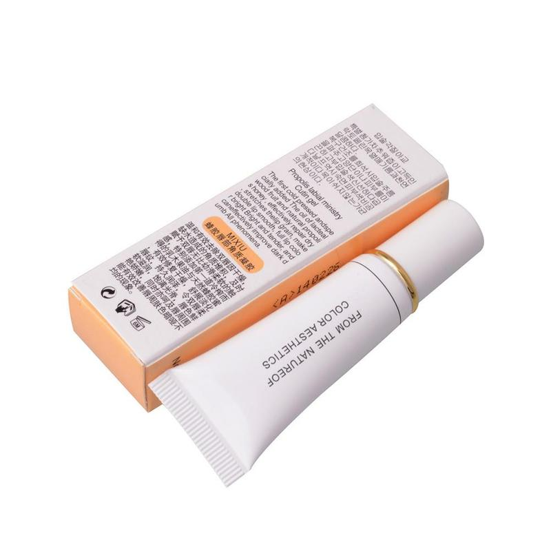 12g Propolis Lip Makeup Lip Scrub Cream Removal Horniness Scru Water Cream Lip Crystal Hydrated Lips Clear Balm G8Q5