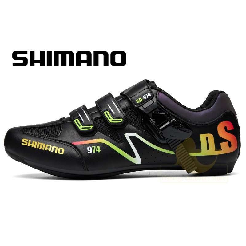 2021 New Large Size Road Bike Cycling Shoes Men and Women Mountain Bike Lock Shoes Bicycle Shoes Outdoor Shimano Fishing Shoes enlarge