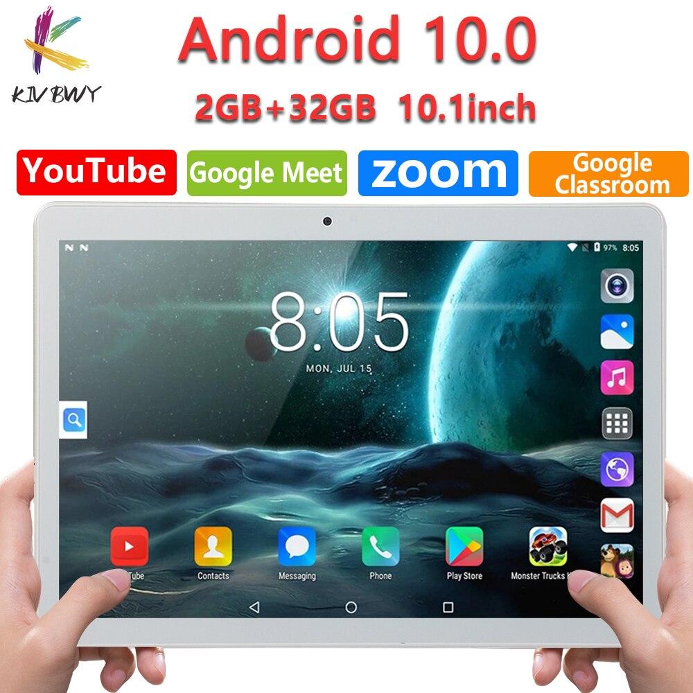 Планшетный ПК, экран 10,1 дюйма, Восьмиядерный, 4G LTE, Android 10,0, Google Play, две SIM-карты, Wi-Fi, Bluetooth, GPS