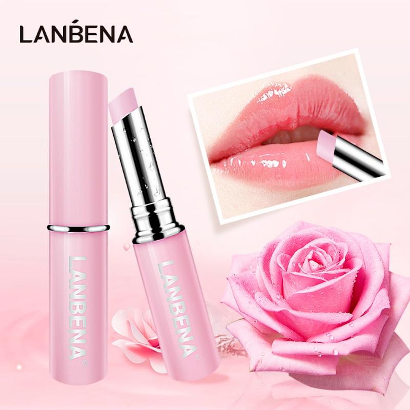 LANBENA Nourishing Lip Balm, Moisturizing, Reducing Fine Lines, Relieving Dryness, Repairing Damaged Lip Care Lip Moisturizer недорого