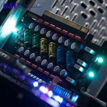 1PCS Elfidelity PC HI-FI Power Filter card PCI/PCI-E HiFi PC audio power purific diy kit