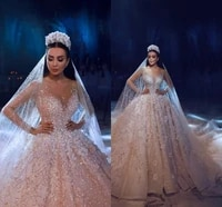 real photos ball gown wedding dresses lace wedding dresses mariage bridal gowns vestido de noiva brautkleider vintage hochzeit