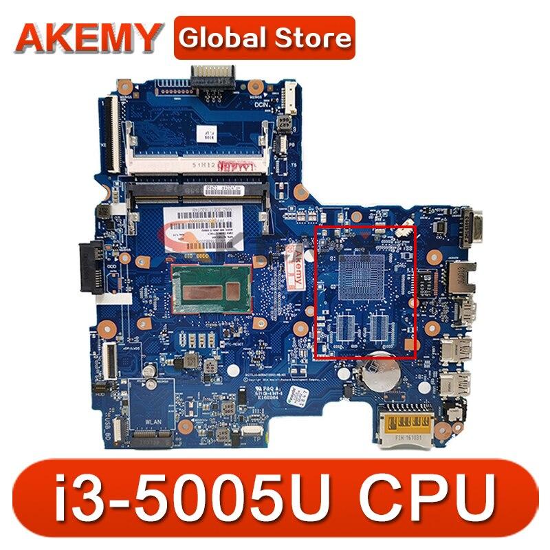 ل HP 240 G4 14-AC اللوحة المحمول SKITTL10-6050A2730001-MB-A01 مع i3-5005u 839503-001 839503-601 100% اختبار سريع السفينة