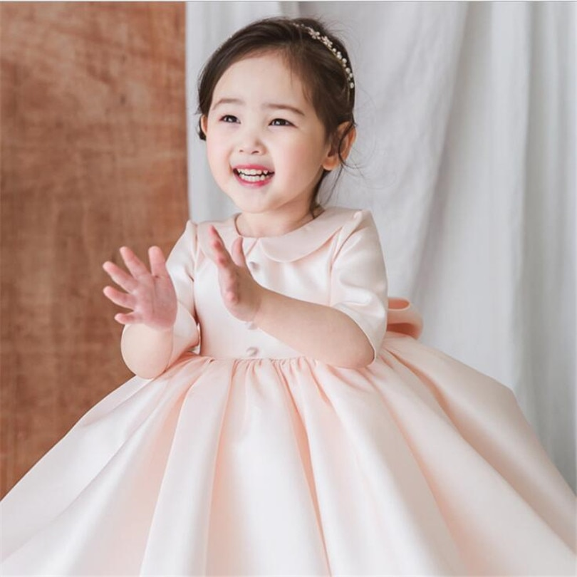 Girls Dresses For Party And Wedding Princess 1St Birthday Baby Girls Dress Kids Dresses For Girl Girls Toddler Girls Ball Gown enlarge