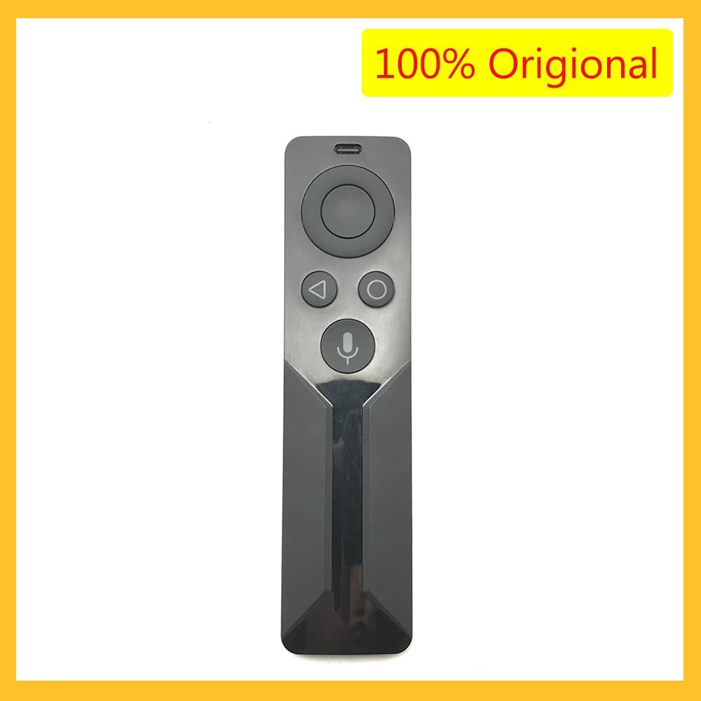 جهاز تحكم عن بعد للمنتج الأصلي تلفزيون نفيديا شيلد 4K HDR أندرويد