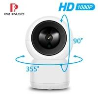 Pripaso Wireless Baby Monitor Camera Wifi IP Smart Camera 1080P Cloud Storage Camera Home Security Surveillance CCTV Camera