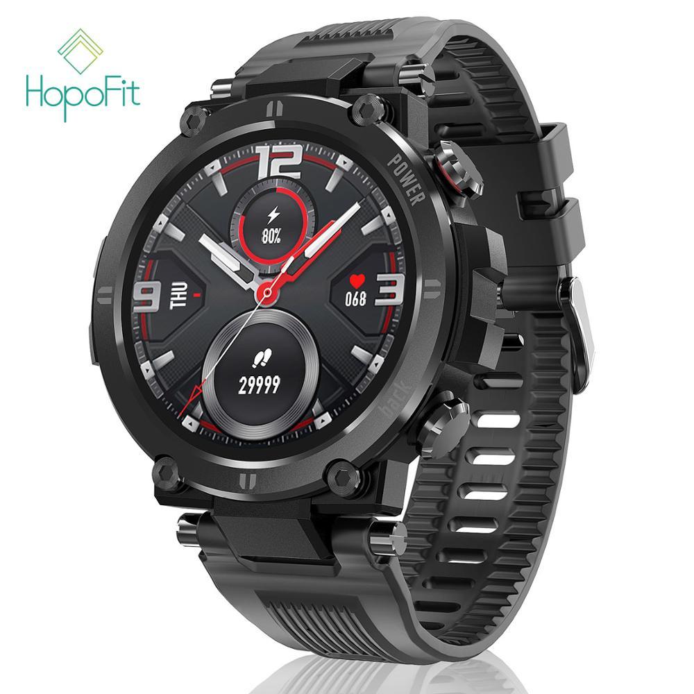 HopoFit Smart Watch Men Brand Pro 2020 Smartwatch Blood Pressure D13 Smart Bracelet m4 Ecg For iOS A