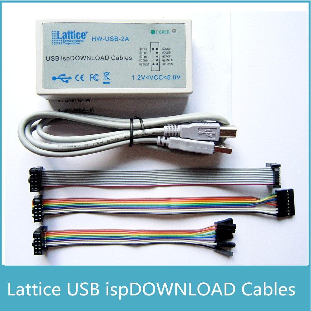 USB Isp تحميل كابل JTAG SPI مبرمج ل شعرية FPGA CPLD مجلس التنمية