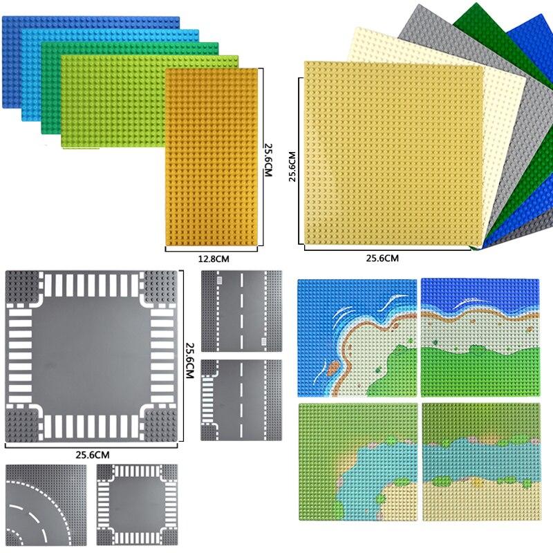 32*32 точки классические базовые плиты кирпичи городские плиты совместимые все бренды фигурки строительные блоки игрушки для детей