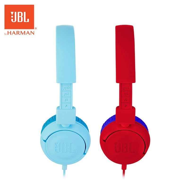 JBL JR300 Children's headset headset wired learning comfortable English protection hearing earphones for students enlarge