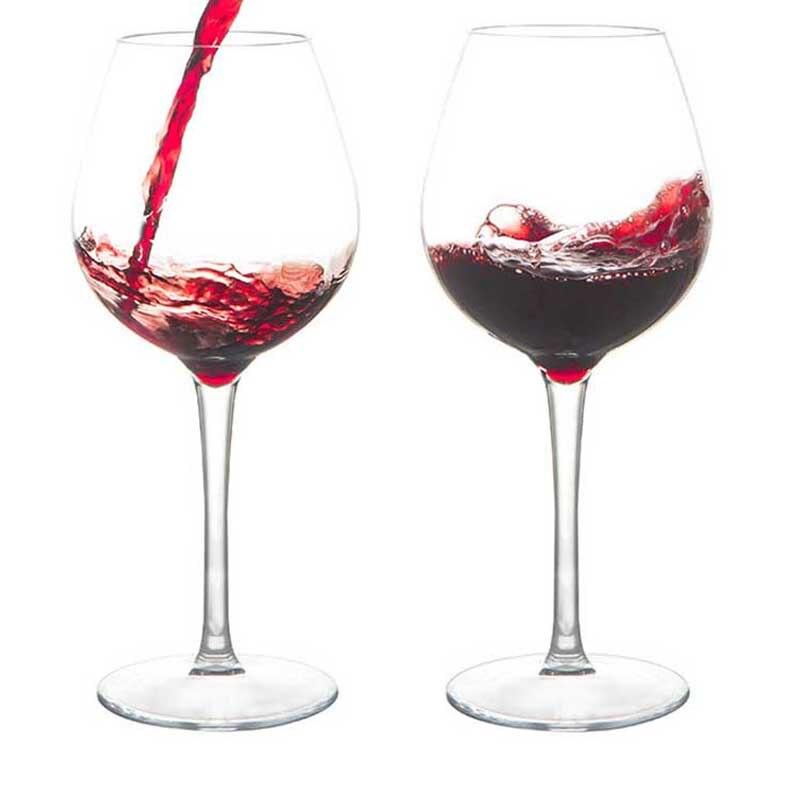 2 قطعة 480 مللي البلاستيك زجاج النبيذ أبيض اللون غير قابلة للكسر المشروبات زجاجة كؤوس مشروبات أكواب الشرب الزجاجية بار المنزل القدح هدايا حفلة
