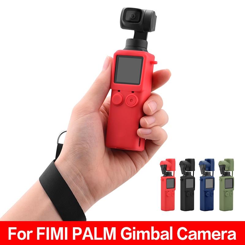 Funda protectora para cámara Gimbal de mano de Palma de fomi, funda protectora a prueba de golpes para accesorios de cámara de bolsillo de palma de la mano en stock