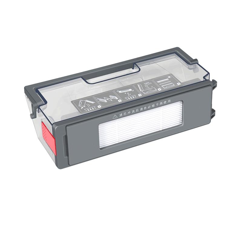 Aspirador de pó caixa filtro peças de reposição para ecovacs deebot ozmo 950 robô aspirador de pó substituição