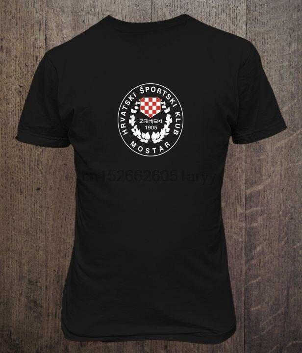 HSK Zrinjski Mostar T shirt Soccer Football Bosnia and Herzegovina