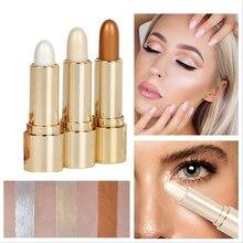 DNM – bâton correcteur de visage 3d, illuminateur de peau, bronzant, cosmétique, TSLM1