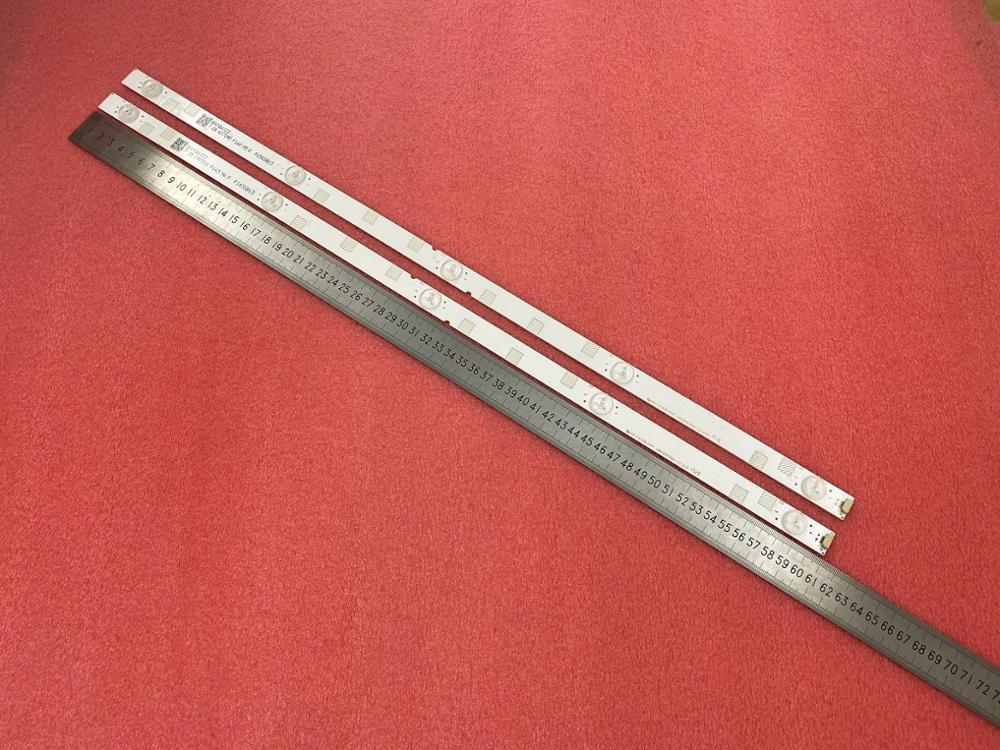New 2 PCS 5LED 610mm LED backlight strip for 32inch TV EVERLIGHT LBM320E0501-JJ-3 F1835B13 B470WJ22