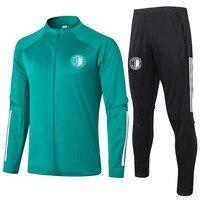 adults kit Jacket Training suit new 20 21 FeyenoordES shirt SINISTERRA V.PERSIE BERGHUIS VILHENA JORGENSEN newTop Quality shirt