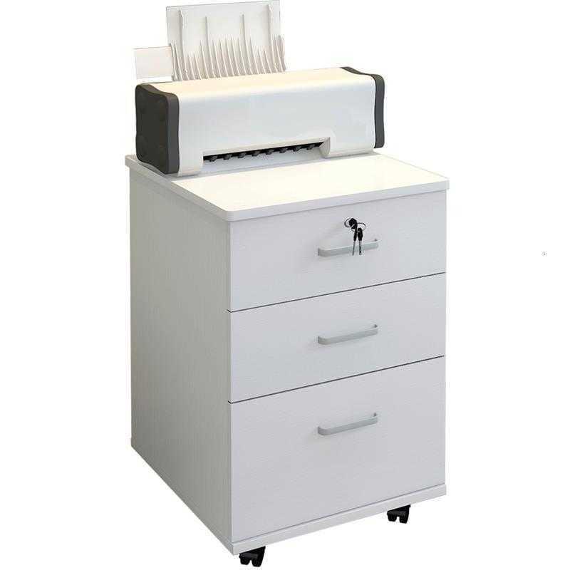 Meuble-Archivador De cubierta De Madera Para Oficina, Archivador con diseño clásico, ideal...