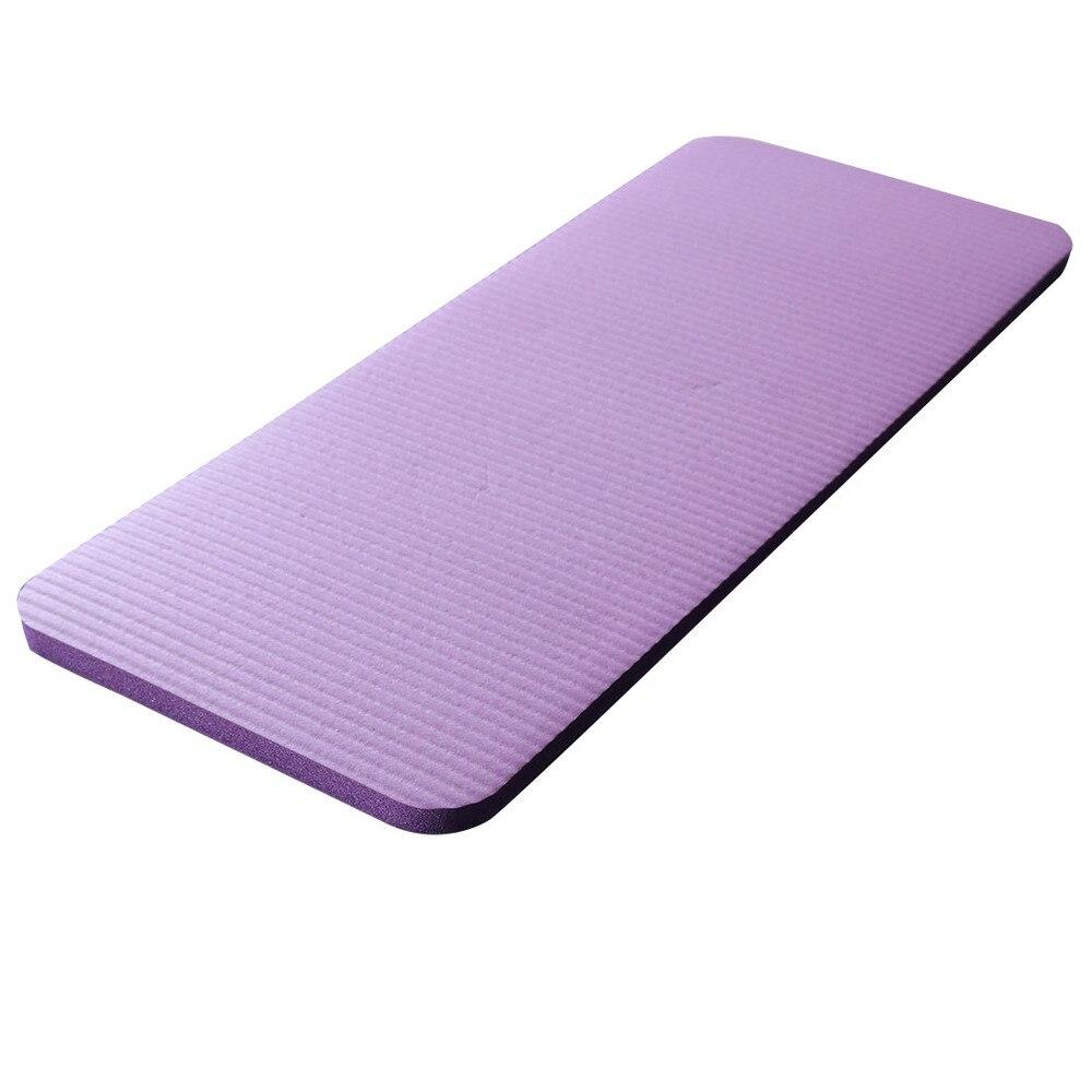 60 см x 25 см x 1,5 см резиновый коврик для йоги для фитнеса, тренажерного зала, спортивные тренировочные коврики