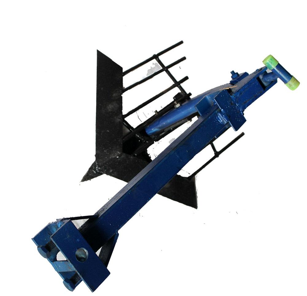 Walking tractor accessories potato harvesting machine plow potato separator harvesting tool enlarge