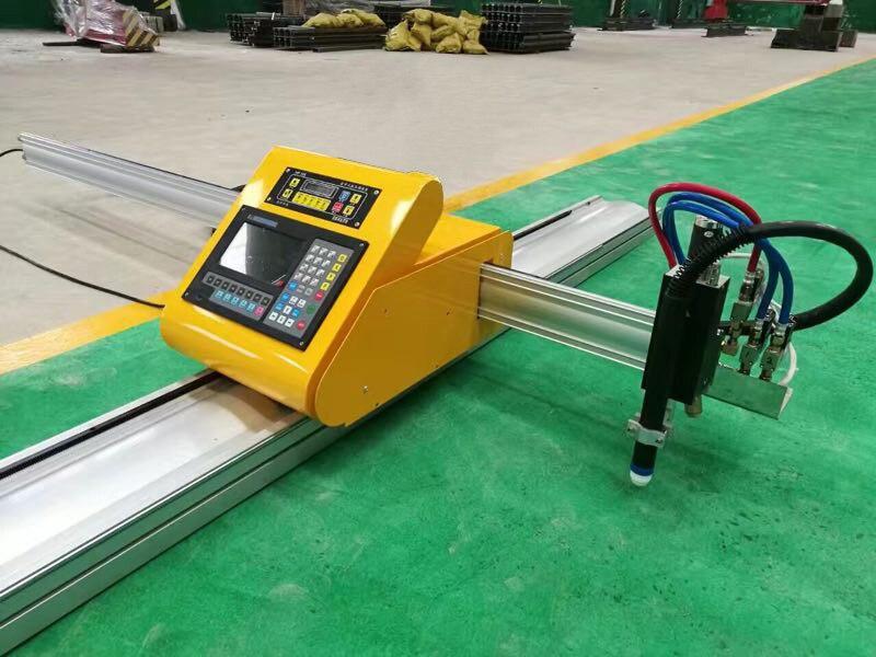 Barato cnc plasma cortador portátil cnc plasma máquina de corte preço