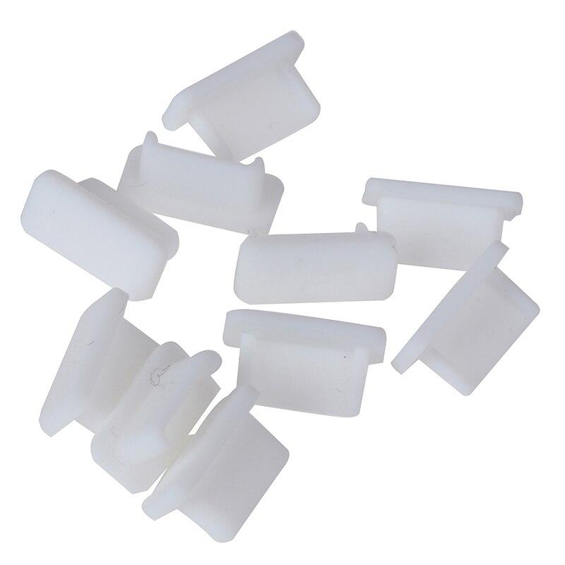 10 шт., резиновые пылезащитные заглушки USB 3,1 типа C для Macbook, Huawei P9-2