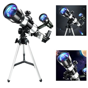 70mm Astronomical Reflector Telescope Kit Finder Scope for Astronomy Durable