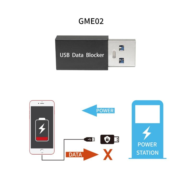 Date Protection For Tablet PC USB Data Blocker Defender Public Stations Accessories For Computer Lop