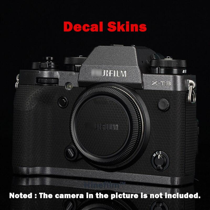 المضادة للخدش فوجي XT3 كاميرا الجسم جلد واقي ل فوجي فيلم X-T3 كاميرا 3M المواد ملصق غطاء فيلم