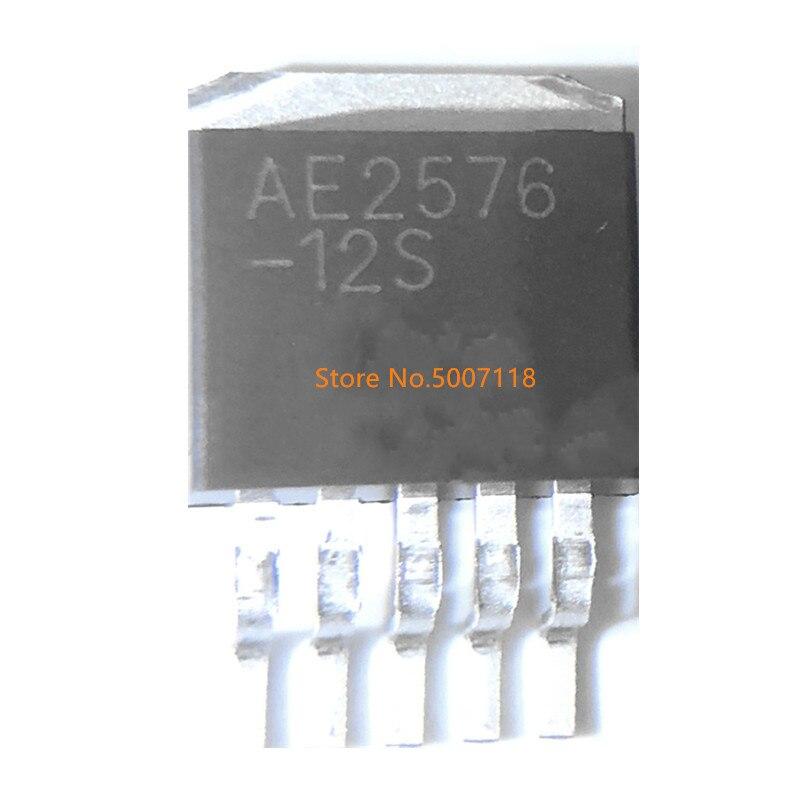 5 pçs/lote AE2576-12S TO-263-5 100% Novo origina