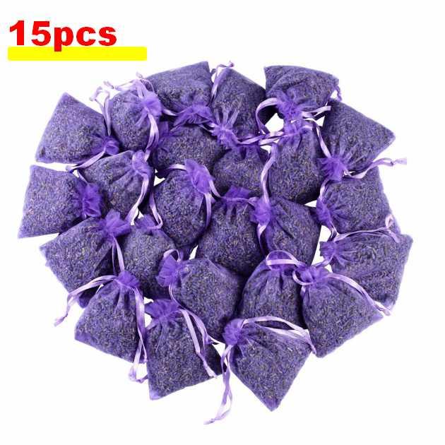 450 г Высококачественная натуральная Лавандовая сушеная цветочное Саше сумка