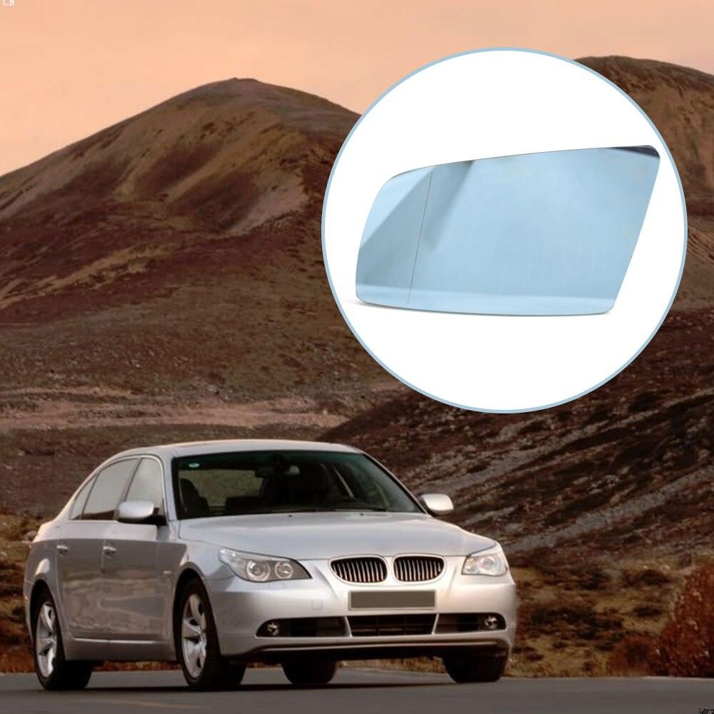 Espejo eléctrico de gran angular lateral para BMW 5 E60 520d 520i 523li 525li 530li 2003-2008 51167065082