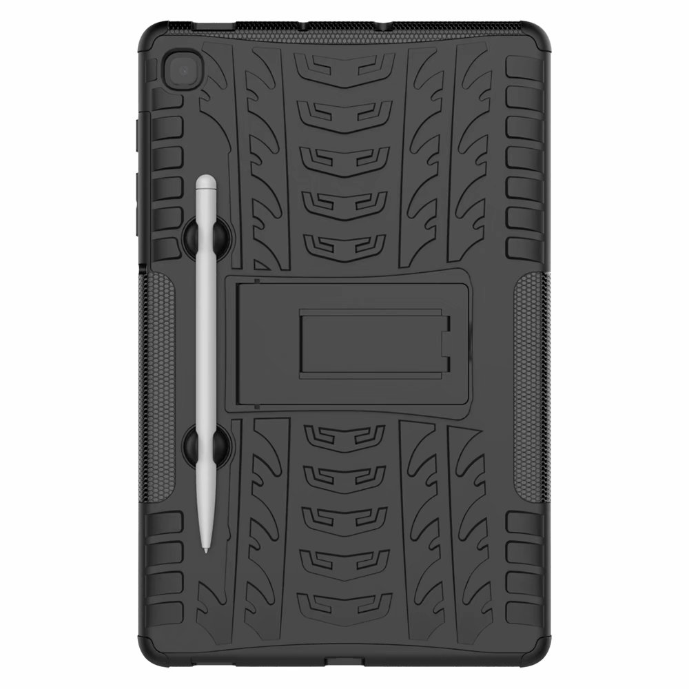 Caso tablet para samsung galaxy tab s6 lite 10.4 2020 SM-P610 SM-P615 capa híbrido armadura kickstand caso duro para p610 p615 fundas